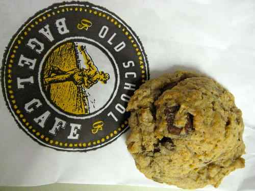 OSB Oatmeal Walnut Dark Chocolate Cookie