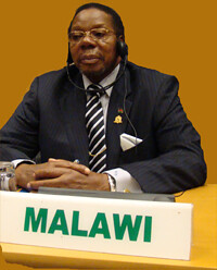Malawian President in his capacity as Chairman of the African Union, 53-member state regional organization for the continent. by Pan-African News Wire File Photos