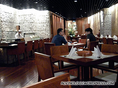 Ko Japanese Restaurant Intercontinental Singapore
