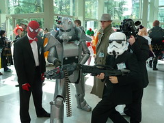 SakuraCon - Suits and Masks