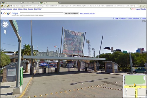 Torreón con Street View