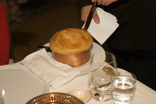 Lobster Pot-Pie