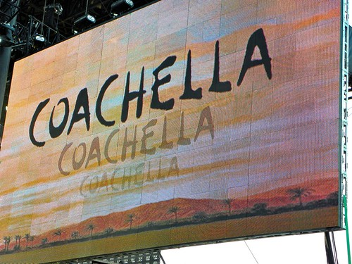 Coachella Sign