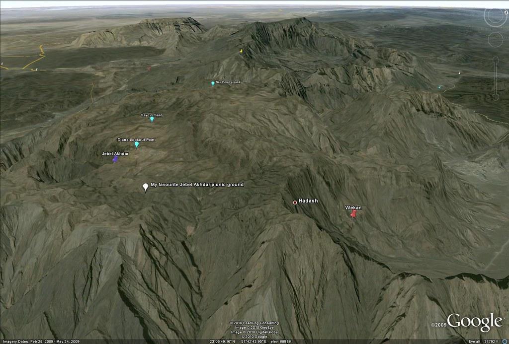Jebel Akhdar 07