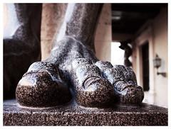 Atlant (AnkhaiStenn) Tags: feet foot toe russia finger leg petersburg palace atlantic russian atlant