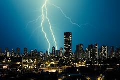illuminate (Jeremy Snell) Tags: lightning city illuminate thunder storm honolulu hawaii light power heaven struck thunderstruck lightningstrike bolt electric