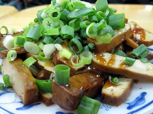 Beancurd (涼拌豆腐乾)