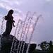 Keong Mas Statue