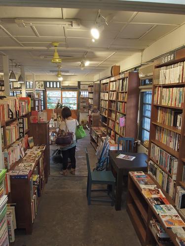 花蓮‧時光二手書店
