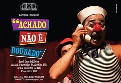 cartaz em parceria com tropa trupe . circo. foto. rodrigo senacartaz_achado no  roubado (RodrigoSena) Tags: foto circo com rodrigo em cartaz tropa parceria sena trupe