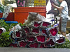 Flower market bangkok - cat (andreroseta) Tags: canon thailand bangkok songkran g11 2011
