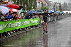 Thom van Beeek wint