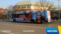 Info Media Group - Rimmel, BUS Outdoor Advertising, 12-2016 (11) (infomedia_group) Tags: bus advertising wrap outdoor branding busadvertising rimmel