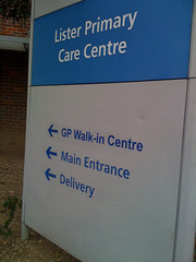Lister primary care centre