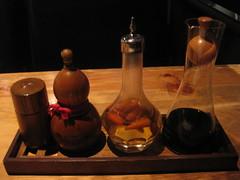 Raku - Condiments