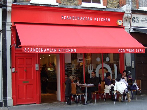 Scandinavian Kitchen exterior