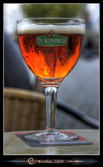 Bolleke Koninck (Erroba) Tags: reflection beer glass photoshop canon rebel amber cathedral belgium belgique tripod smooth belgi sigma delicious tips remote bier antwerp 1020mm markt erlend hdr antwerpen grote koninck dekoninck cs3 1833 3xp photomatix bolleke tonemapped tonemapping xti terrasjesweer 400d erroba robaye erlendrobaye
