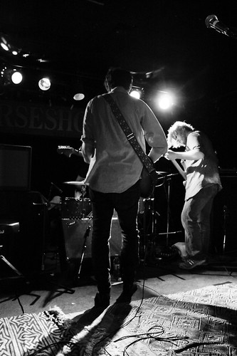 Noah And The Whale—Oct 31, 2009 @ The Legendary Horseshoe Tavern