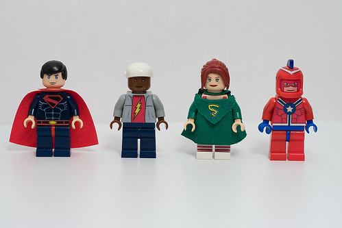 DC Hero Minifigs - Wave 9