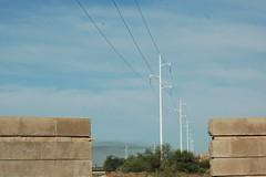 20091109 Rillito River Henge and Power Grid (lasertrimman) Tags: arizona sun circle stonehenge henge rillito suncircle pimacounty pimacountyarizona rillitoriverpark pimacountypark rillitosuncircle
