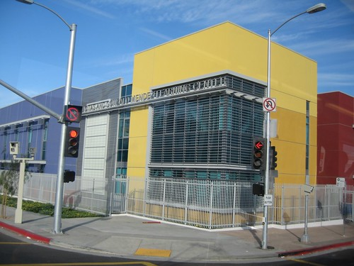The Mendez Learning Center in Boyle Heights