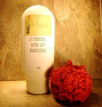 Candlebug Presents~Roobios Red Tea Scrub