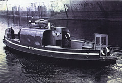 Image titled Last Govan Ferry, Yorkhill Quay, 1977.