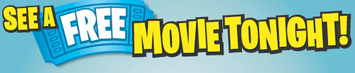 General Mills e-movie cash promotion