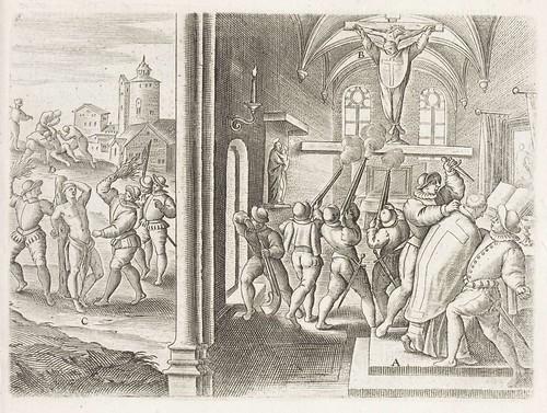 Horribilia scelera ab Hugenotis in Gallijs perpetrata f