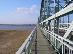 国道1号線・尾張大橋