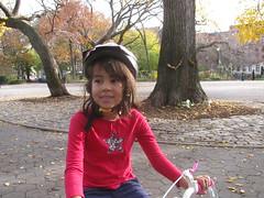 November Bike Rider