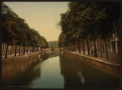 [The Heerengracht (main canal), Amsterdam, Hol...