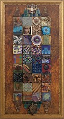 Collaborative Quilt for Synergy 2010 (tejaesart) Tags: project quilt clay collaborative synergy 2010 polymer