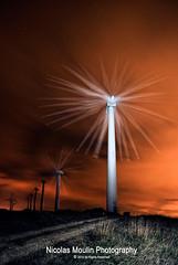 Eolo (Nicolas Moulin (Nimou)) Tags: vent energie viento electricidad electricite energia eolo eolienne