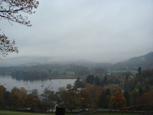 The Lakes in autumn
