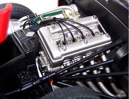 Giulia TZ ABC motore