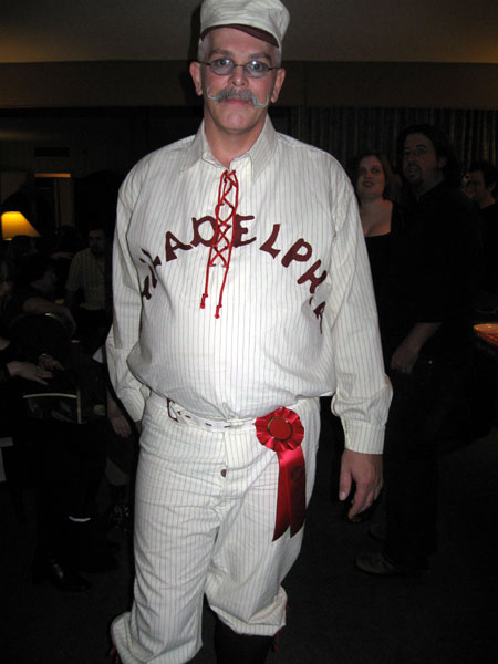 Classic Baseball Costume (Click to enlarge)