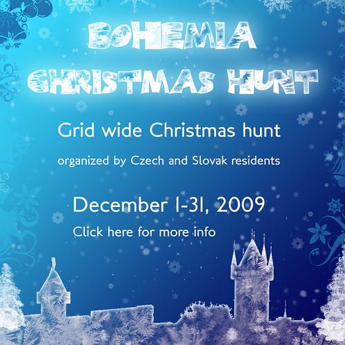 Christmas Hunt poster