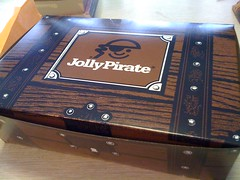 Jolly Pirate Donuts Chest (justgrimes) Tags: west coffee virginia huntington wv donuts pirate donut jolly jollypiratedonuts jollypirate