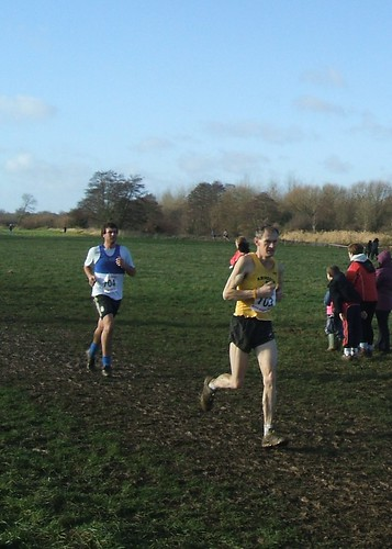 James on lap 2