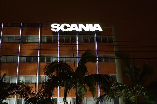 Caminhoes Scania
