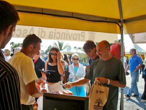 Brosio  SaporBio 2008 Viareggio