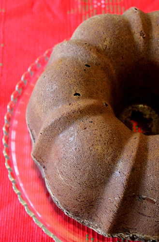 chocolate gingerbread cake. panini 010