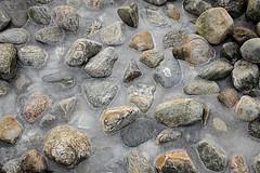 frusna stenar (infing) Tags: is vinter sten havet