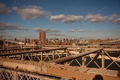 _MG_0743 (Andy McCarthy UK) Tags: city nyc newyorkcity travel skyline brooklyn walking break gothic arches landmark brooklynbridge eastriver suspensionbridge roebling thebridge pedestrianwalkway thebrooklynbridge
