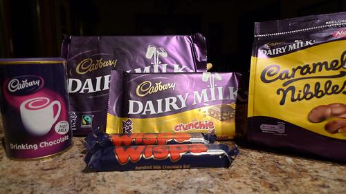 Cadbury Loot