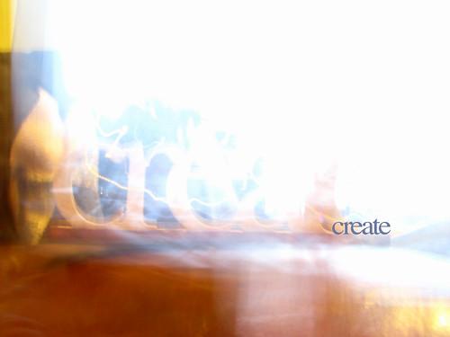create blurred