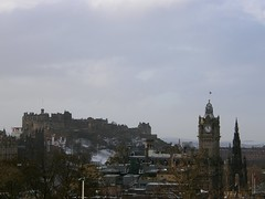 Edinburgh Castle (carlsa) Tags: travel scotland scenery edinburgh cityscape edinburghcastle
