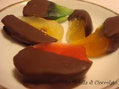 Canditi al cioccolato