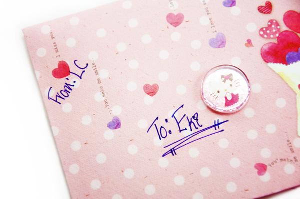 Lena love letter